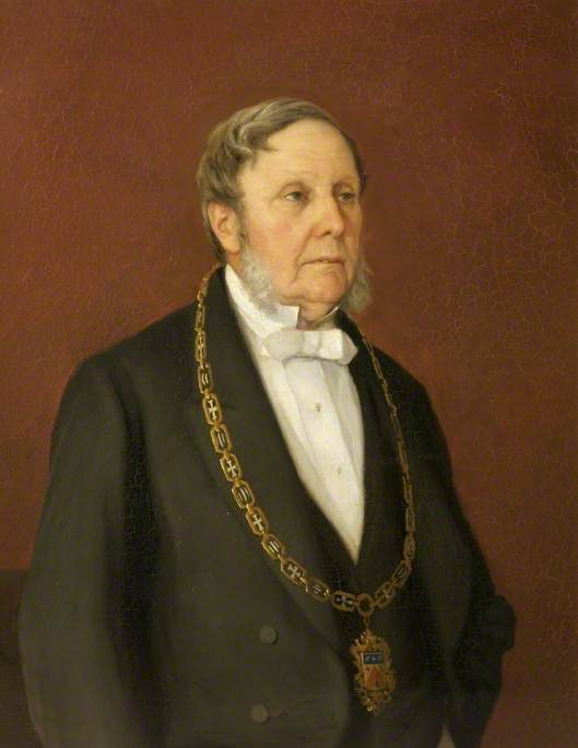 Alderman William Nash Skillicorne (1807–1887)