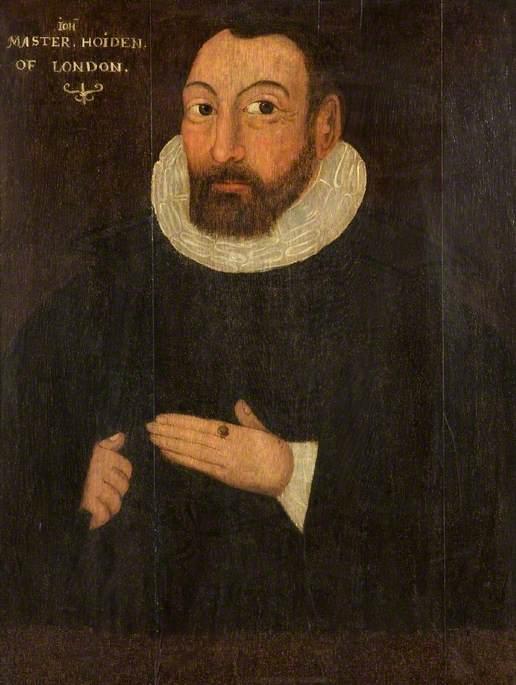 John Heydon (d.1582)