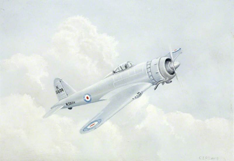 Gloster Aircraft, F.5/34