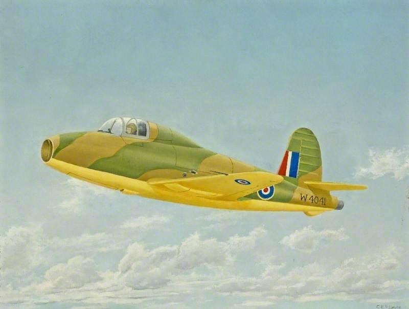 Gloster Aircraft, E.28/39