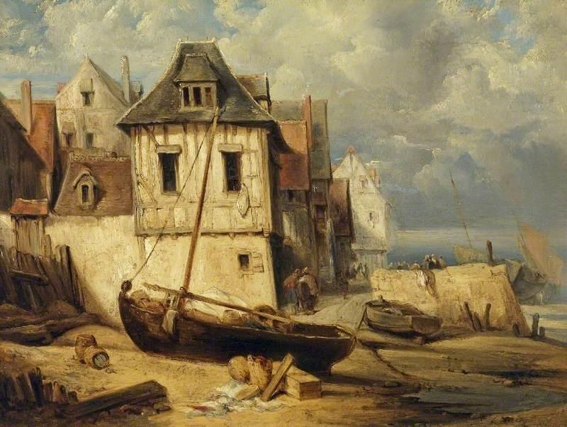 Coastal Fishing Village