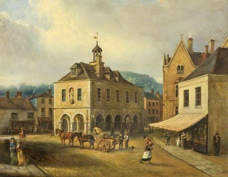 Market House, Dursley, Gloucestershire
