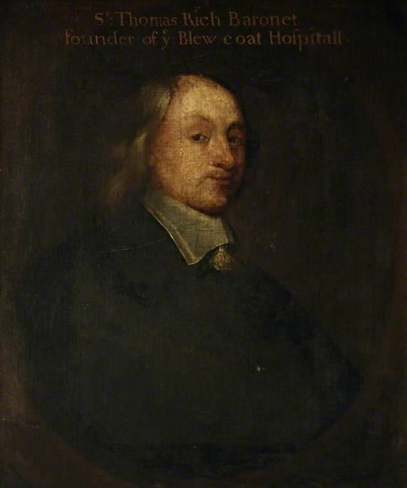 Sir Thomas Rich (c.1601–1667)