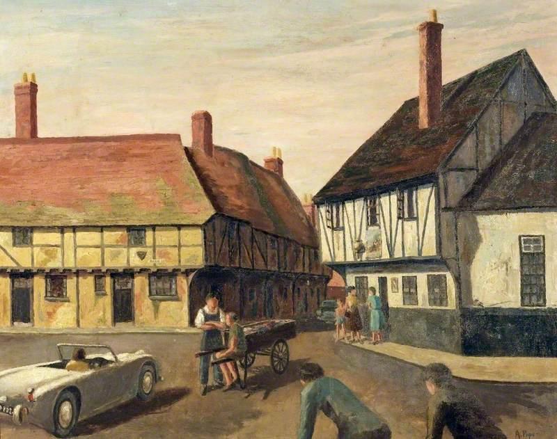 'The Knapp', Gloucester