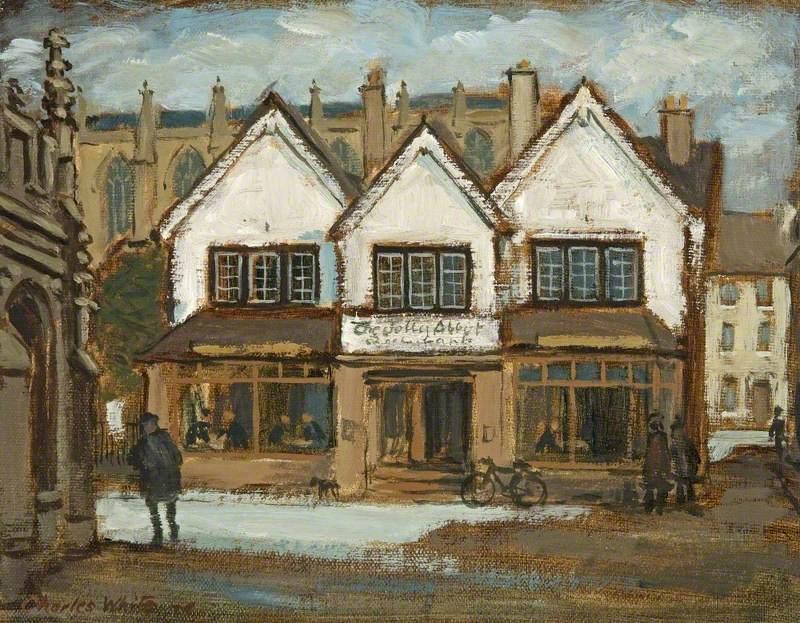 'The Jolly Abbot' Restaurant, Malmesbury, Wiltshire