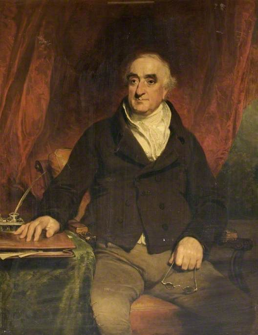 William Praed (1747–1833), First Chairman of the Grand Junction Canal Company