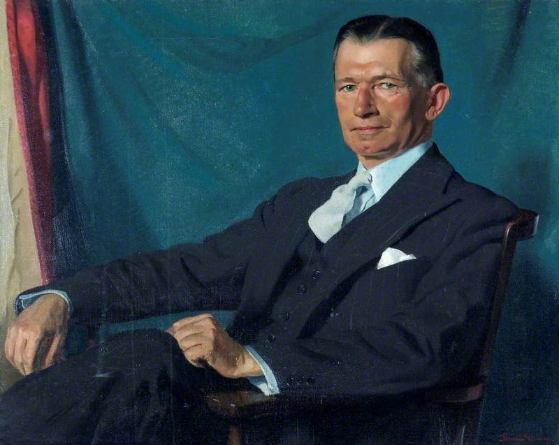 J. H. Maggs, Esq. (1875–1964), Chairman of United Dairies