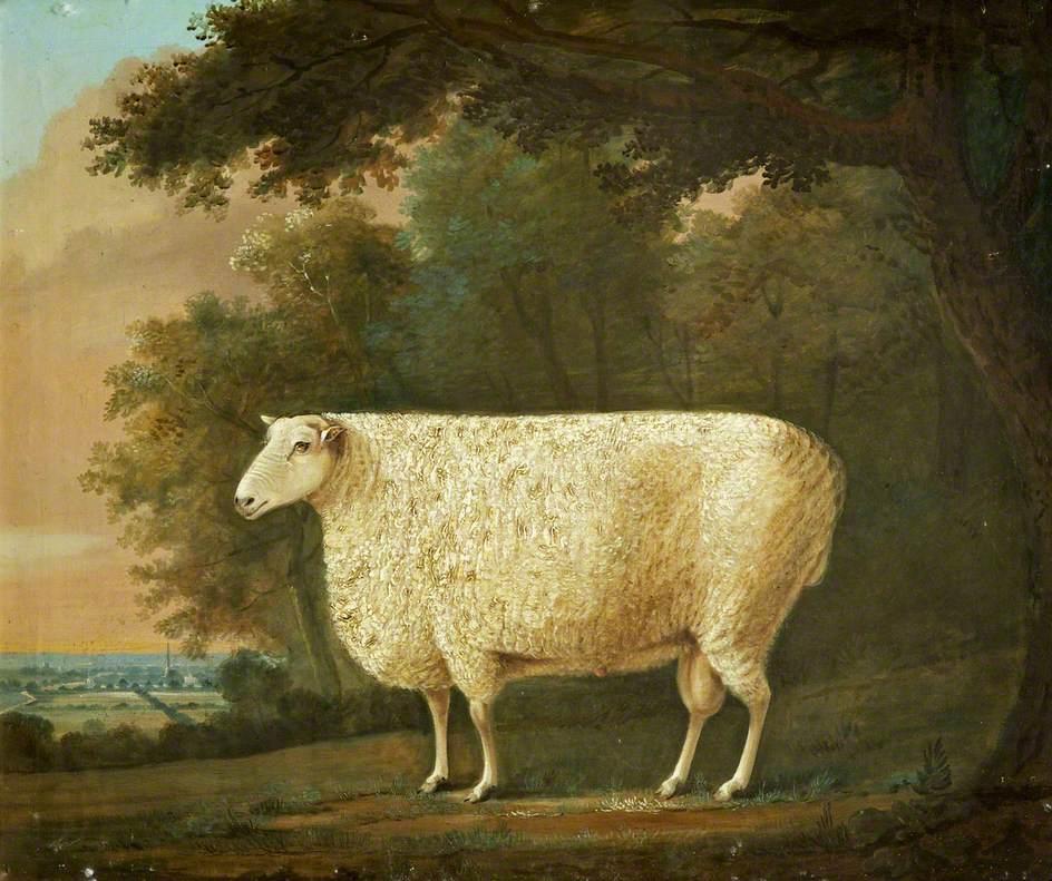 Robert Bakewell's 'Two Pounder' | Art UK