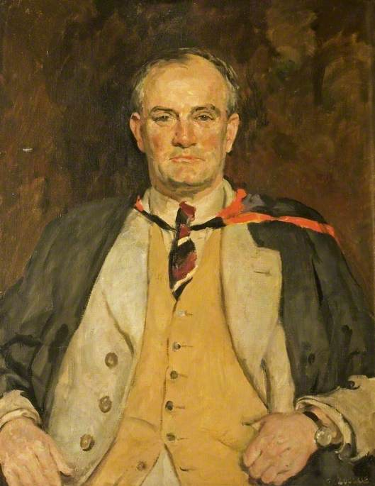 Professor Robert Boutflour, Principal (1931–1958)