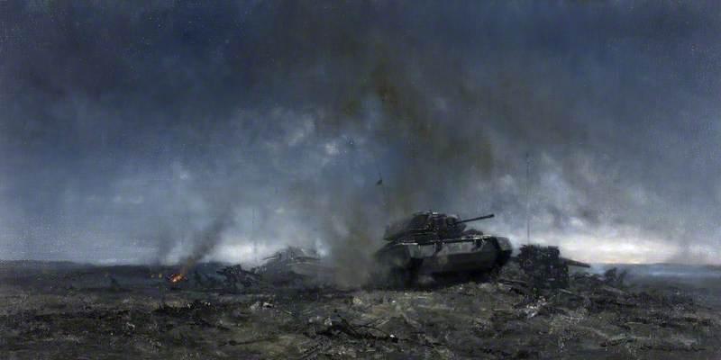 El Alamein, 2 November 1942