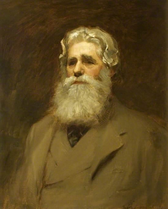 Lieutenant General Augustus Pitt Rivers (1827–1900)