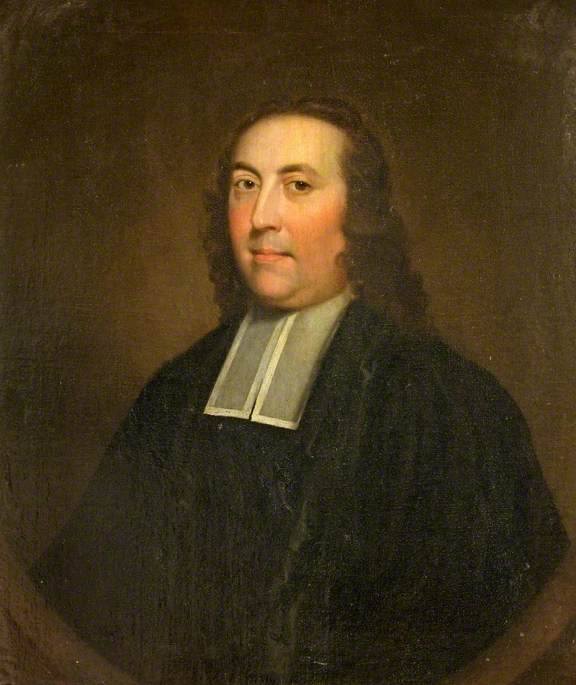 Reverend Richard W. Blackmore of Donhead St Mary (1690–1767)