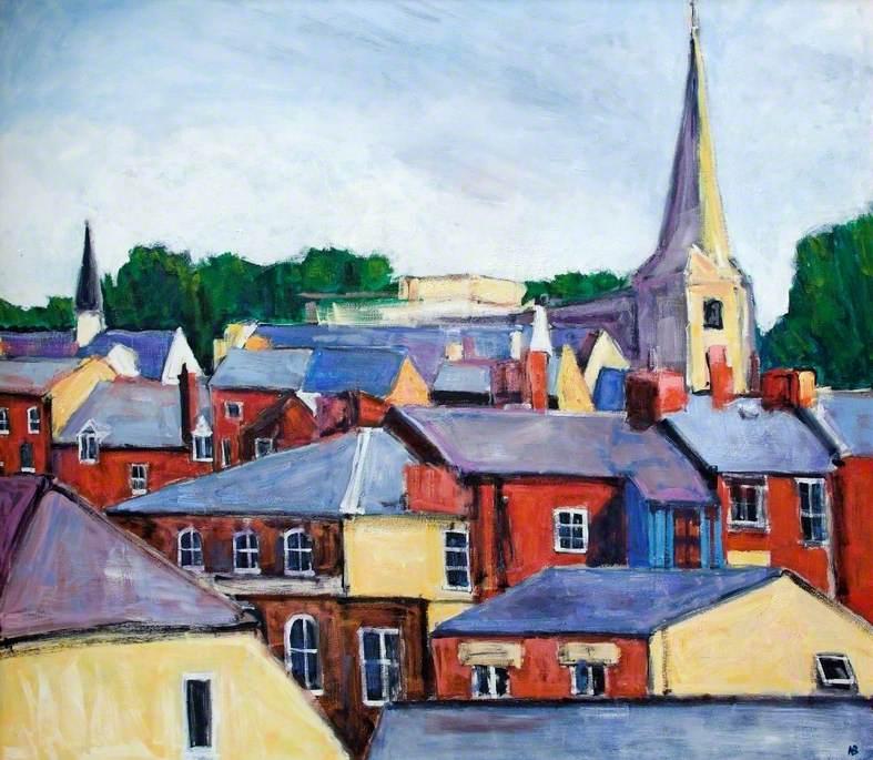 Slate Roofs, Stroud, Gloucestershire