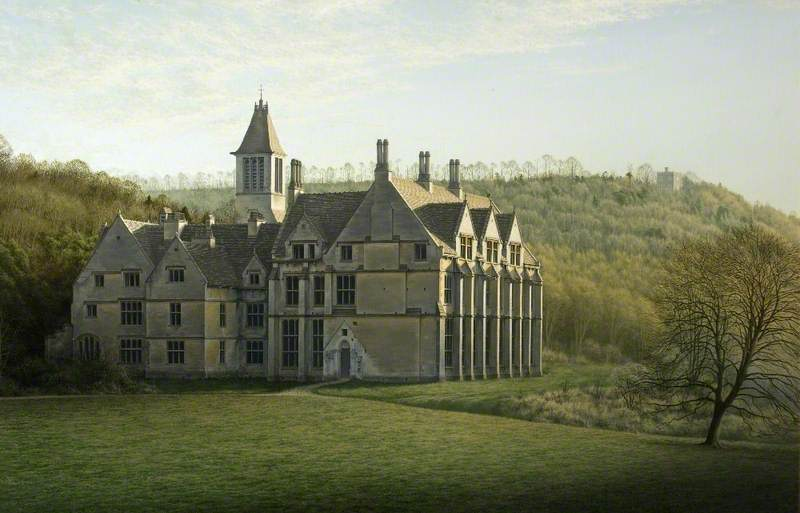 Woodchester Mansion, Gloucestershire
