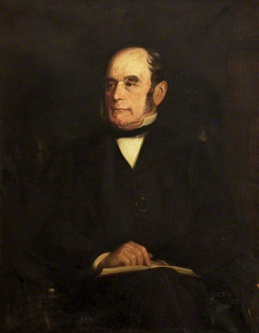 Reverend Robert Wedgwood (1806–1881)