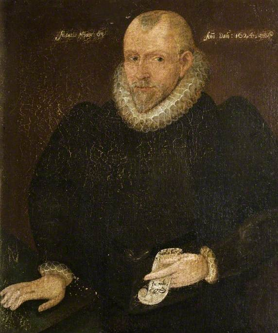 Portrait of an Elizabethan Gentleman