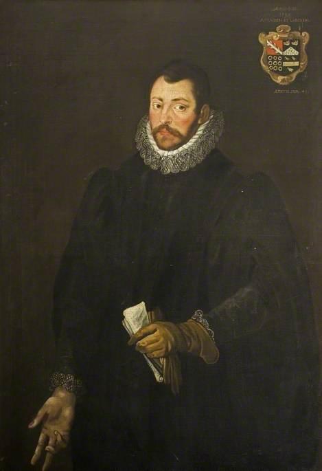 Robert Penruddocke (1540–1600), Former MP for Wilton