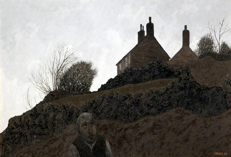 Cottage on a Hillside