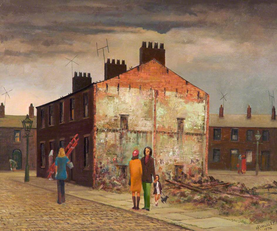 Early Morning, Stockport, Cheshire