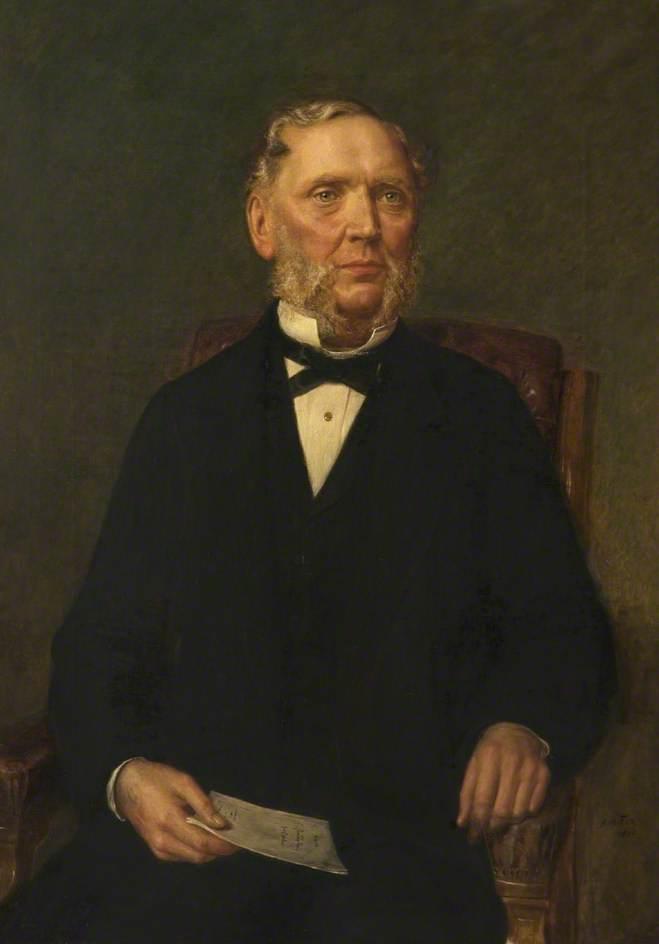 William Williamson, Trustee (1861–1879)