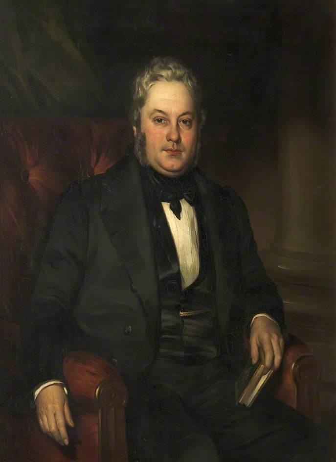 Sir Ralph Pendlebury (1790–1861), JP