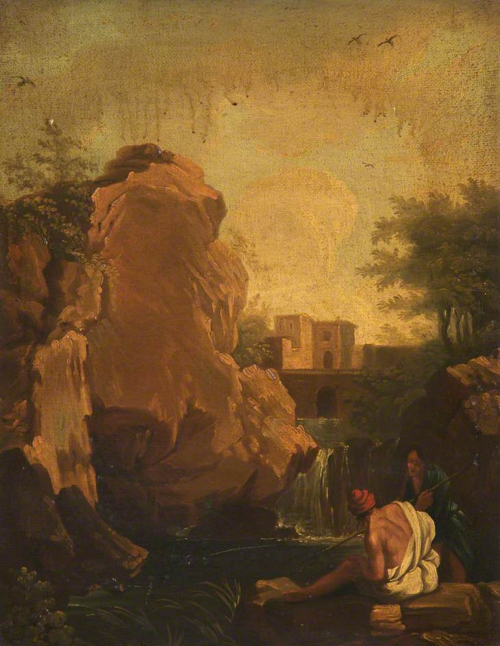 Landscape with Brigands