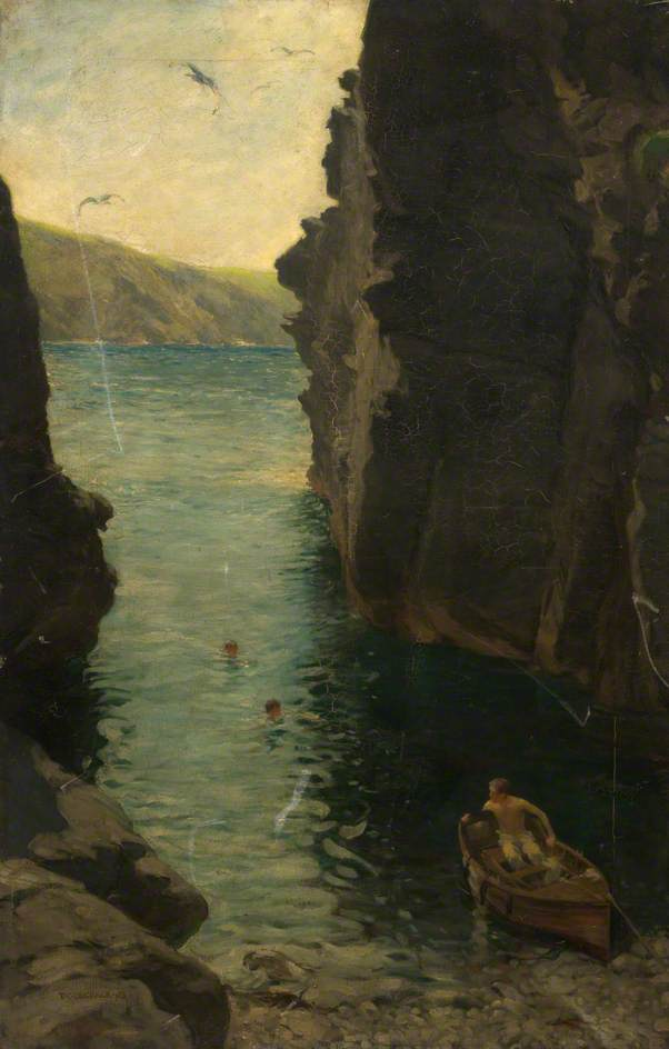 The Bathing Cove