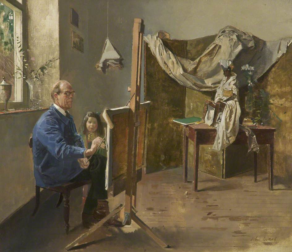 The Still Life Painter