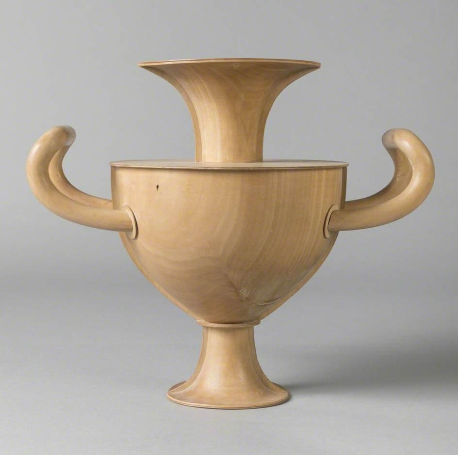 Tilted Vase