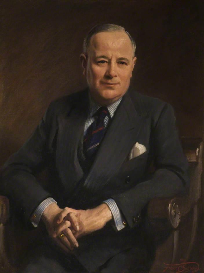 Colonel J. B. Gartside (1898–1964), DSO, MC, TD, DL, JP