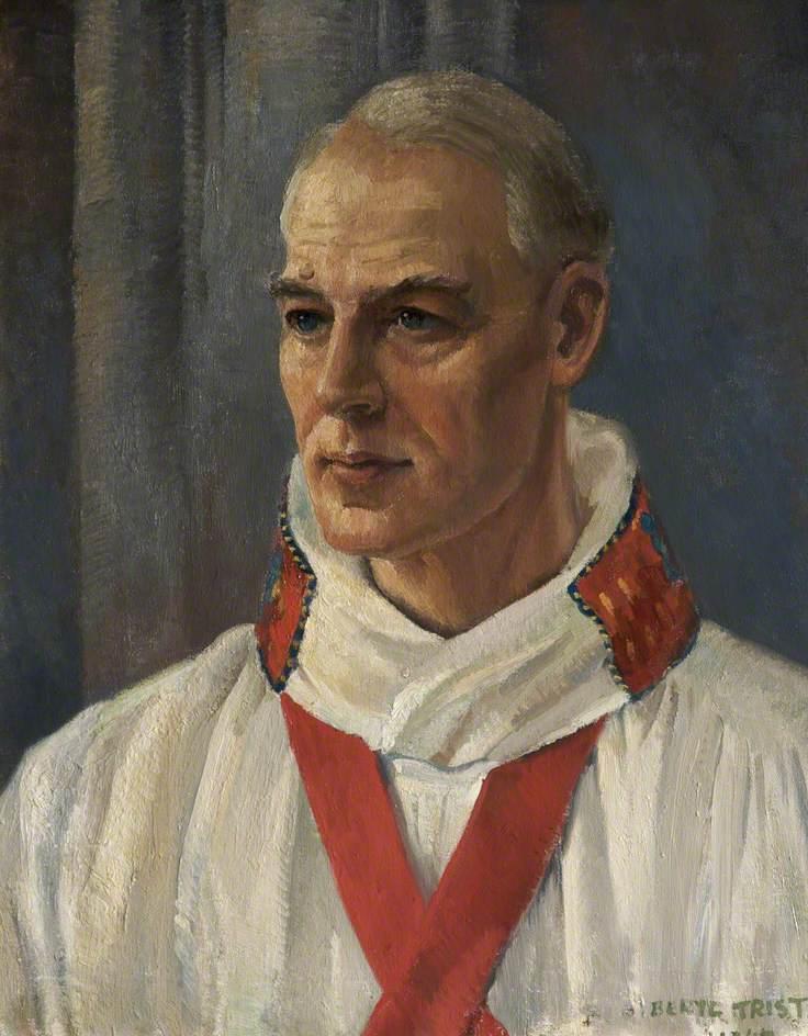 Reverend R. E. G. Newman, MC