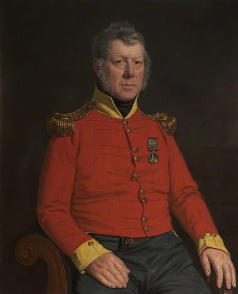 Surgeon Major Archibald Arnott (1772–1855)