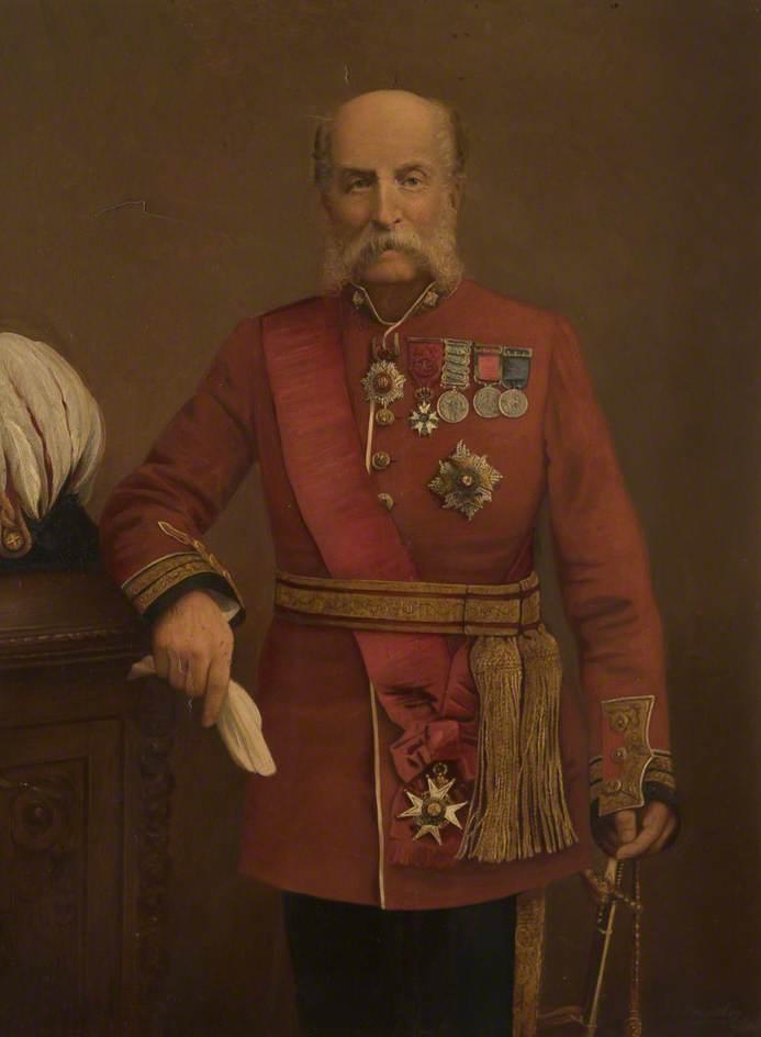 General Frederick Horn (1805–1894)