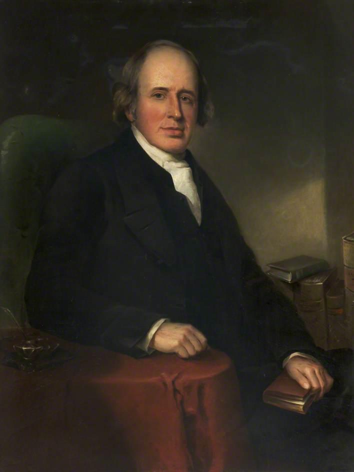 John Windsor, Esq., FRCS, Honorary Consulting Surgeon (1822–1868)