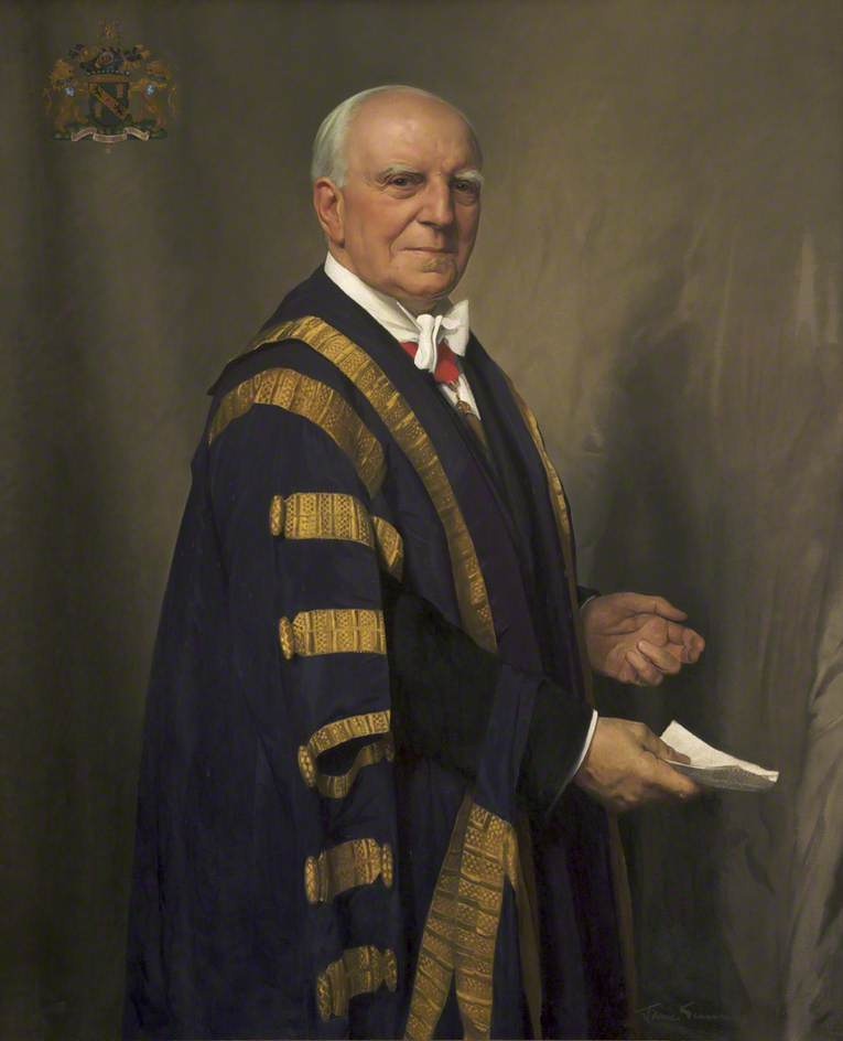 The Right Honourable Frederick James Marquis