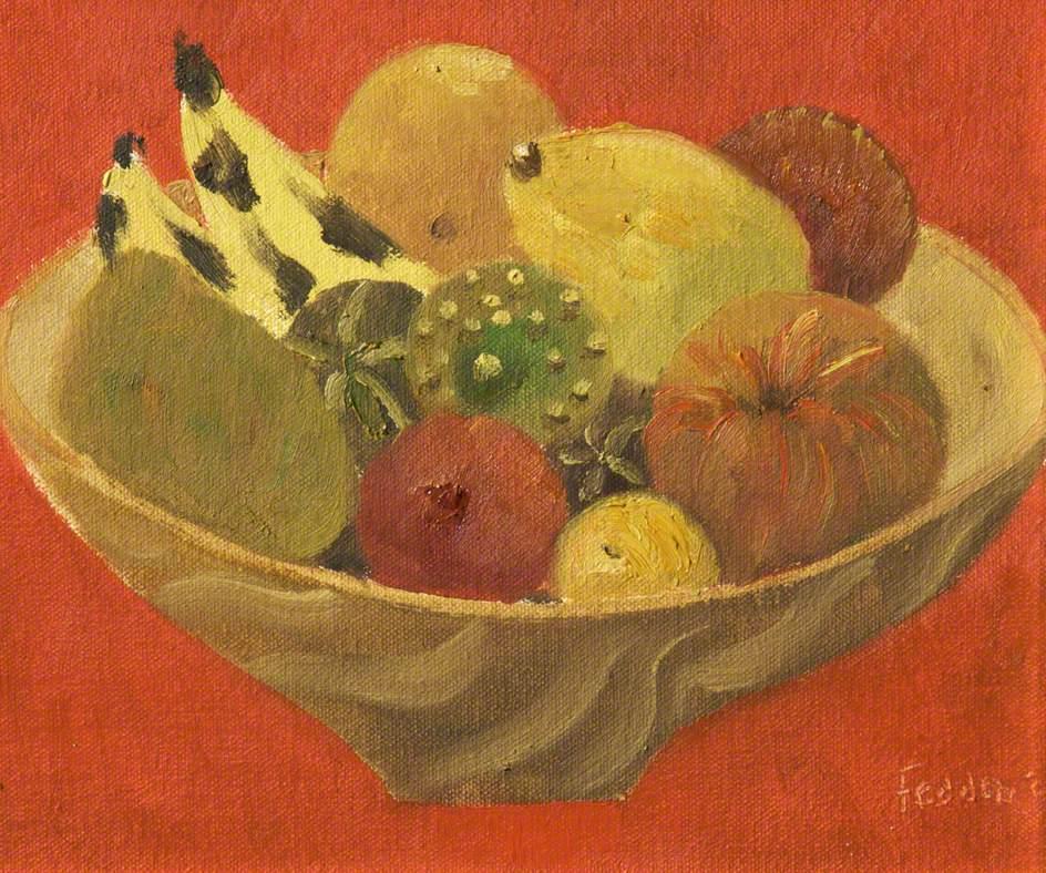 Fruit at Christmas