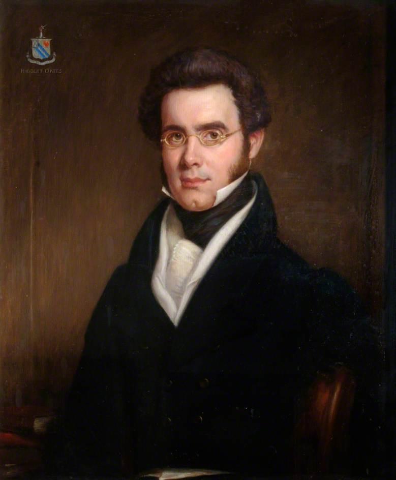 Hibbert Oates (1797–1840)