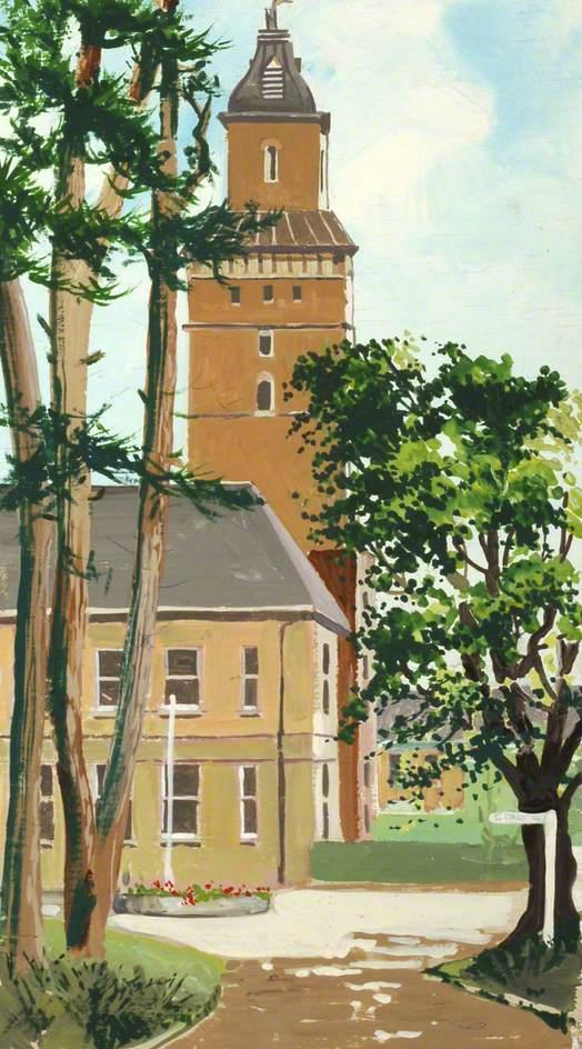 Whitecroft: Clock Tower