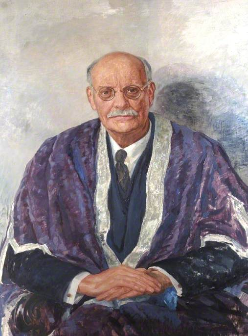 Doctor Kenneth Vickers, Principal (1922–1946)