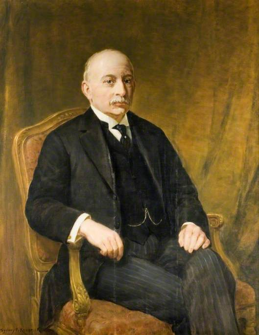 Alfred Beit, Director (1889–1896 & 1902–1906), Vice President (1904–1906)