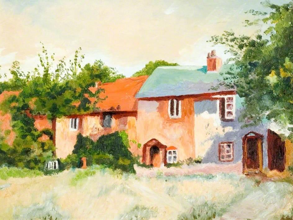 Back Lane Cottages, Bushey