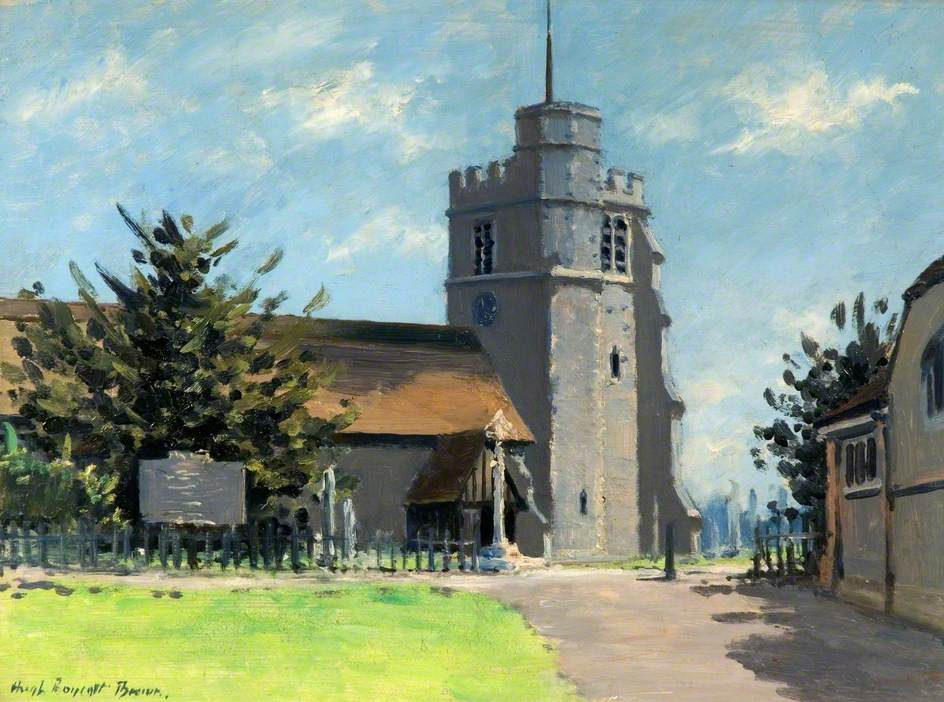 St James' Church, Bushey
