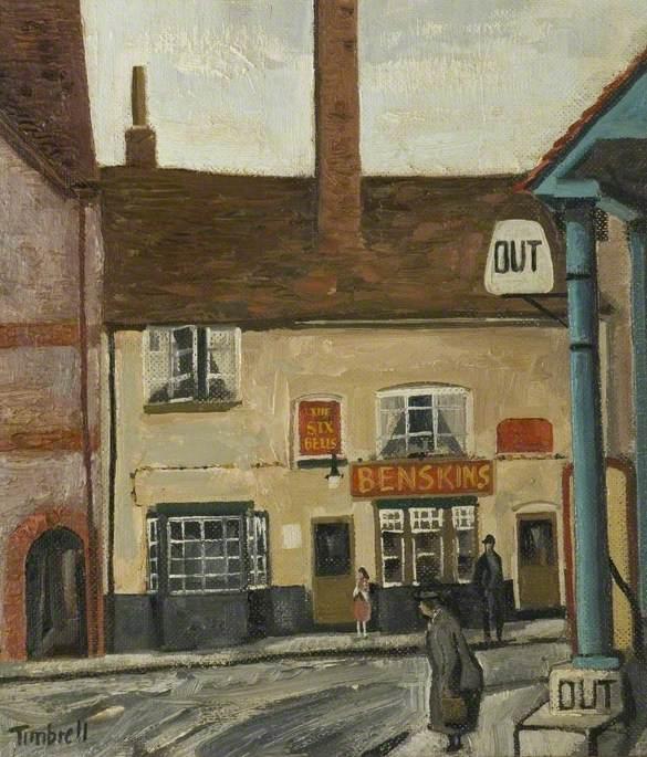 'The Six Bells' Pub, Bury Road, Hemel Hempstead