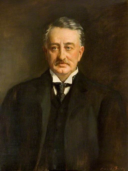 The Right Honourable Cecil John Rhodes (1853–1902)