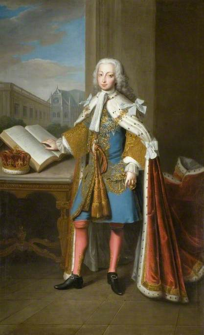 Frederick Louis, Prince of Wales (1707–1751)