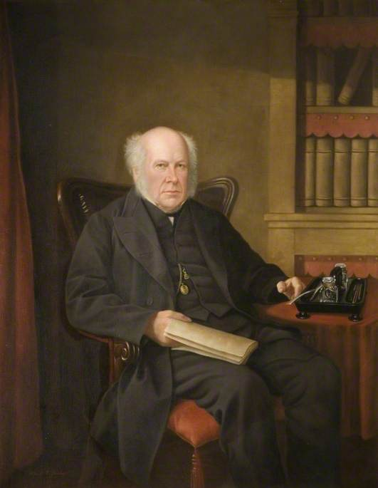Phillip Longmore (1829–1866), Town Clerk