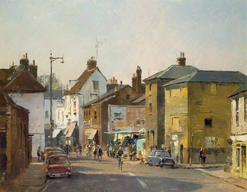 Market Day, Hertford