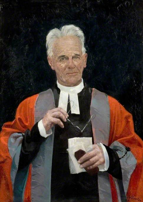 Reverend Dr the Honourable Edward Lyttelton (1855–1942), DD, DCL, Chairman of Trustees (1923–1937), Headmaster of Eton College (1905–1916)