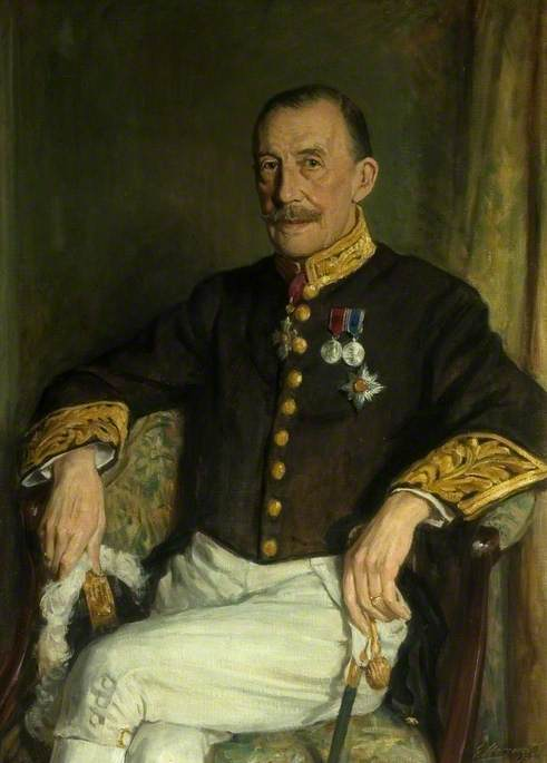 The Right Honourable Sir Dennis Henry Herbert (1869–1947), Lord Hemingford