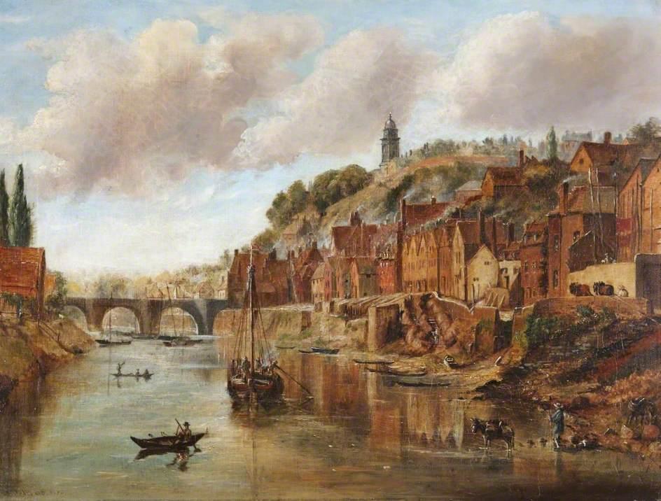 The Port of Bridgnorth, Shropshire